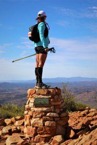 Mt Sonder Summit