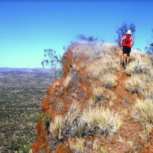 Run the Larapinta Trail NT